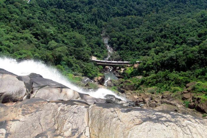 Гоа Водопад Дудхсагар 2