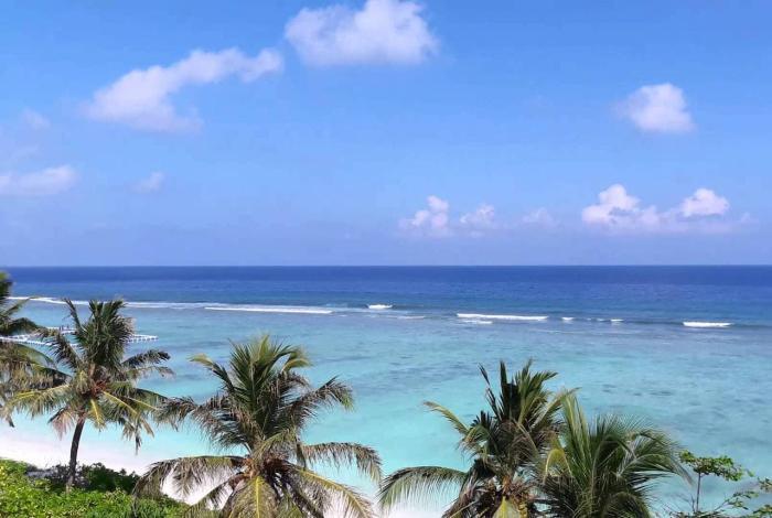 Мальдивы Пляж Хулхумале