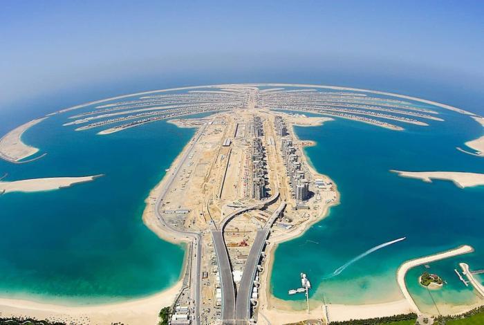 ОАЭ Оманский залив