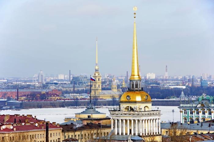 Санкт-Петербург Петропавловская крепость