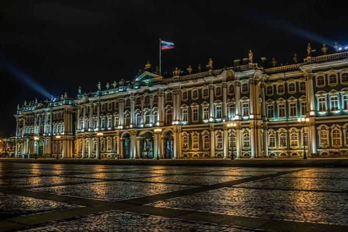 Санкт-Петербург Зимний дворец 2