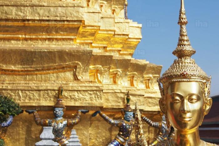 Таиланд Большой дворец