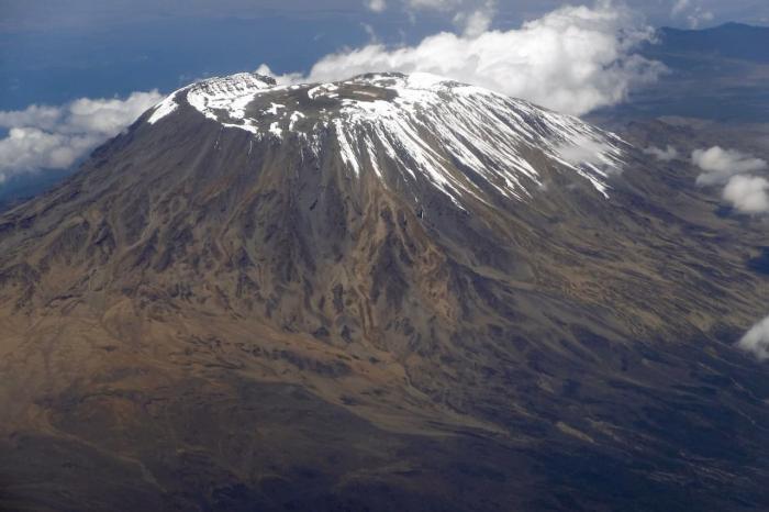 Танзания Килиманджаро