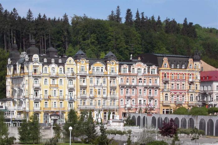 Чехия, Марианские Лазне