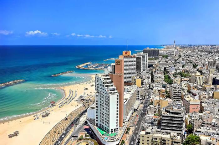 Израиль, Тель-Авив