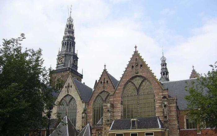 Амстердам, Ауде керк