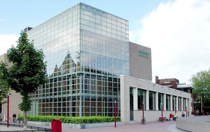 Амстердам, Музей Винсента Ван Гога