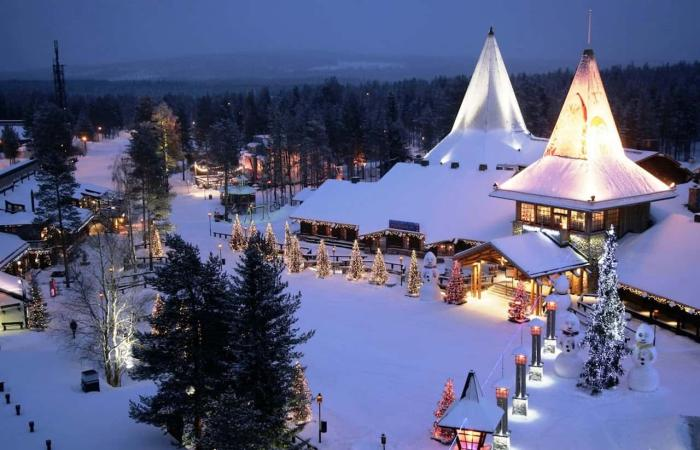 Финляндия, Деревня Санта-Клауса