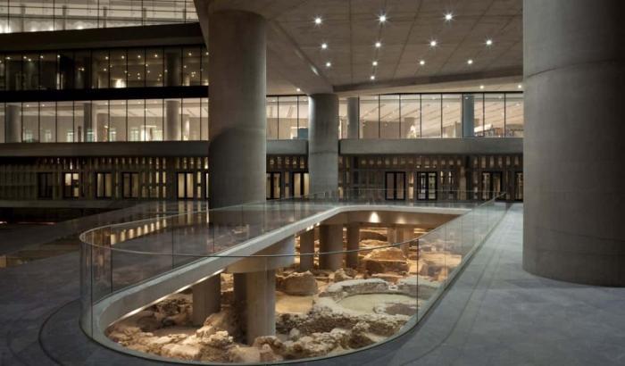 Греция, Новый музей Акрополя