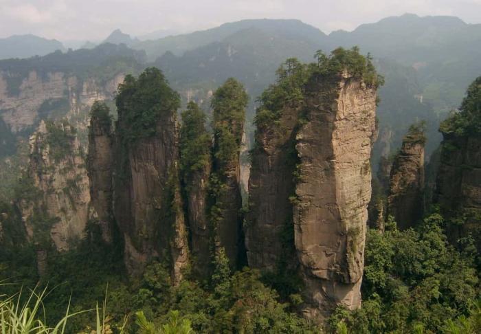 Хайнань, Парк Тиания Хайджиао