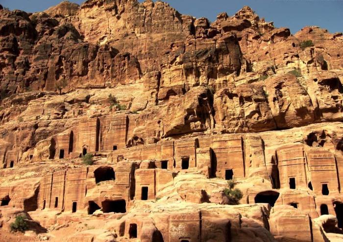 Иордания, город Петра