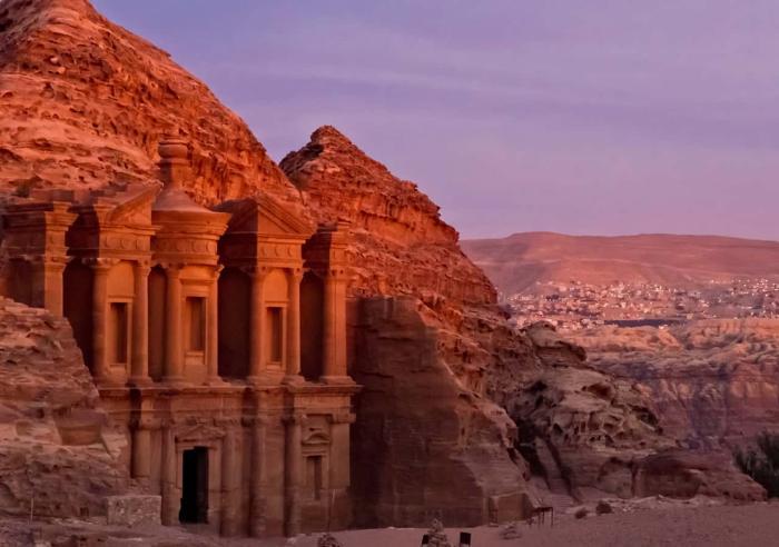 Иордания, Храм Ад-Дэйр