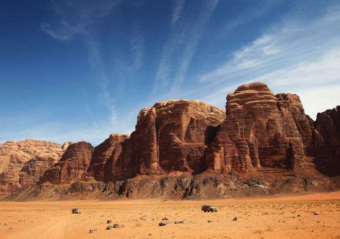 Иордания, Вади-Рам