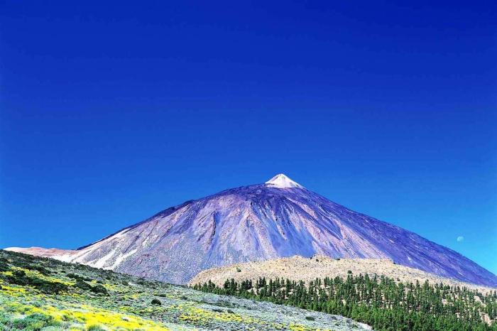Канары, вулкан Тейде