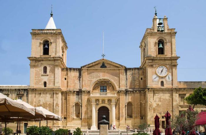 Мальта, Собор Святого Иоанна