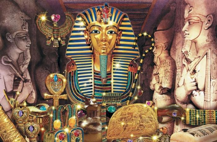 Египет, Посетите сокровищницу Тутанхомона