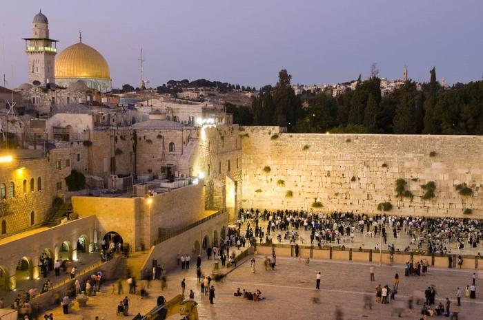 Израиль, Оставьте записку с просьбой в Стене Плача