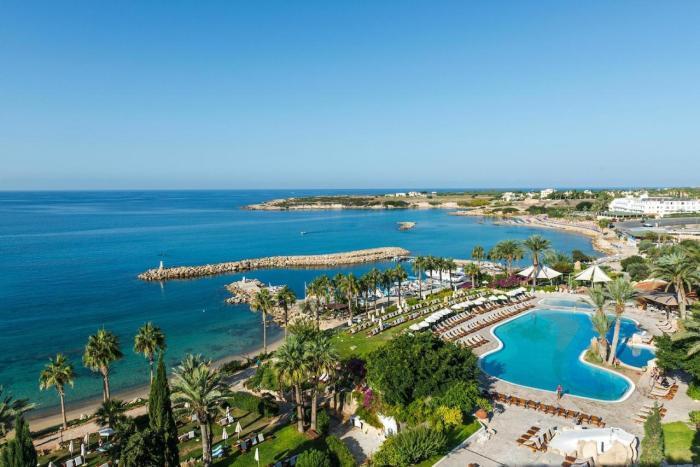 Кипр, Уникальные природные арки