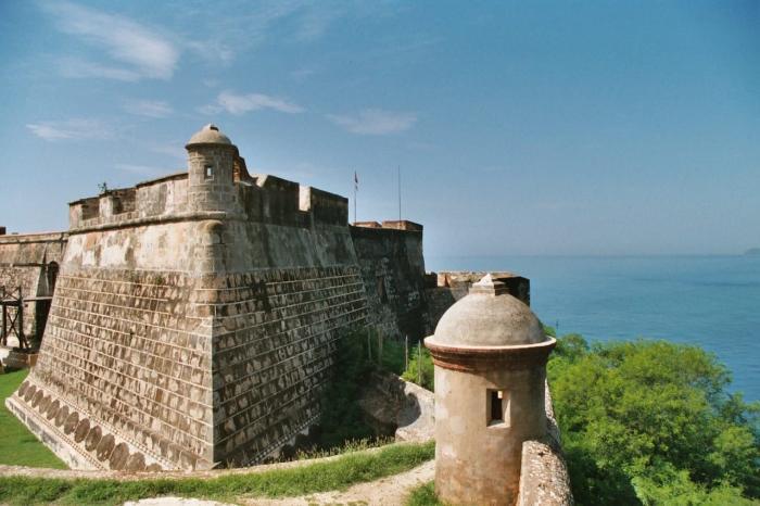 Куба, Посетите Музей пиратства в крепости Сан-Педро-де-ла-Рока