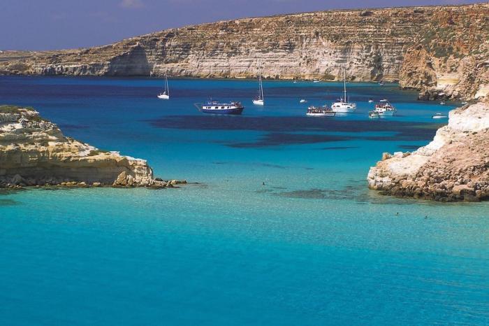 Римини, Морские экскурсии по Голубой лагуне