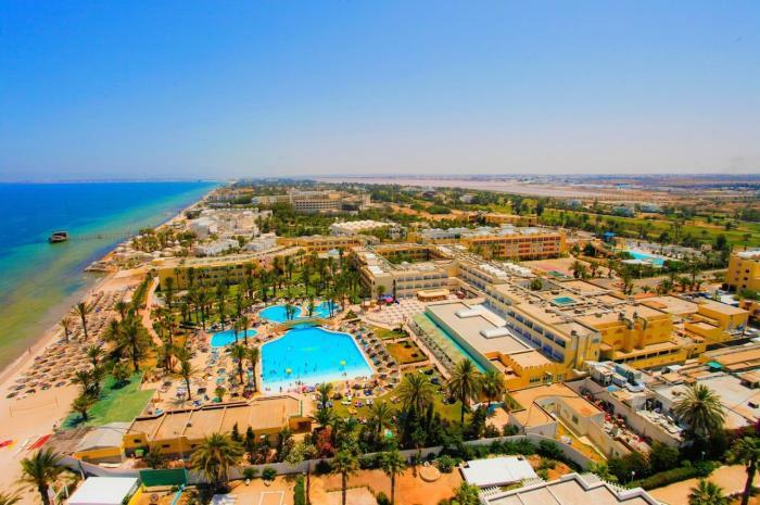 Тунис, курорт Сусс
