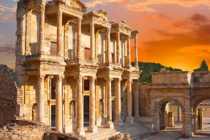 Турция, Храм Артемиды в Эфесе