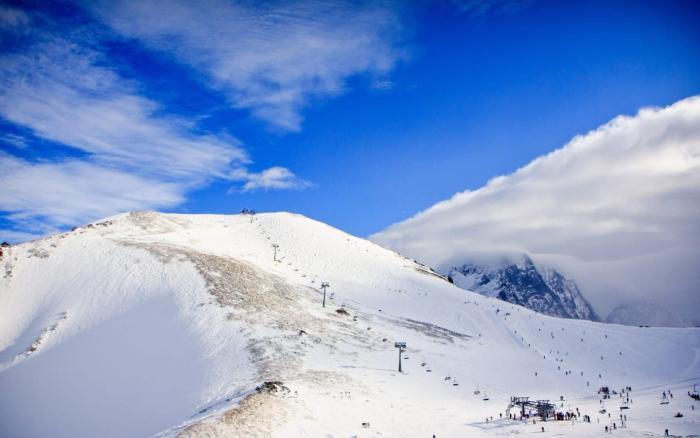 Домбай (Кавказ)