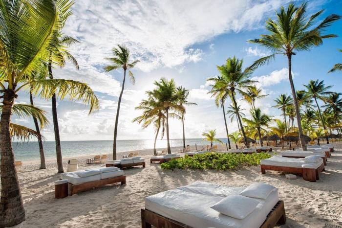 Доминикана, Курорты Санто-Доминго