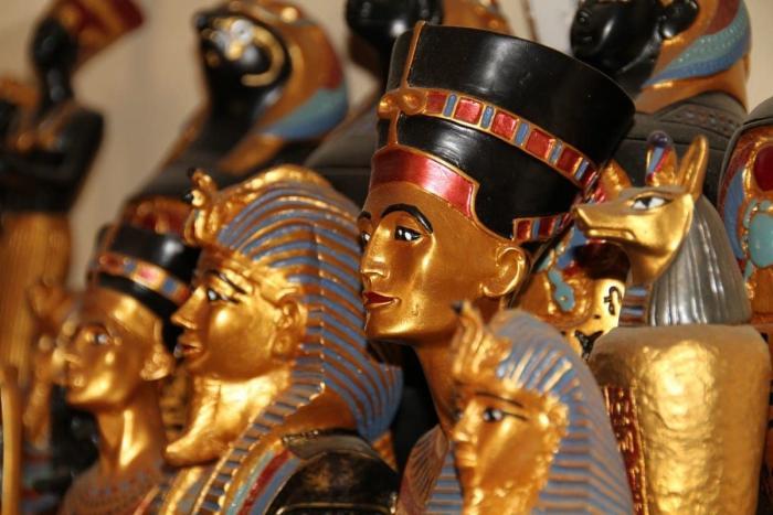Египет, Традиционные сувениры на базарах