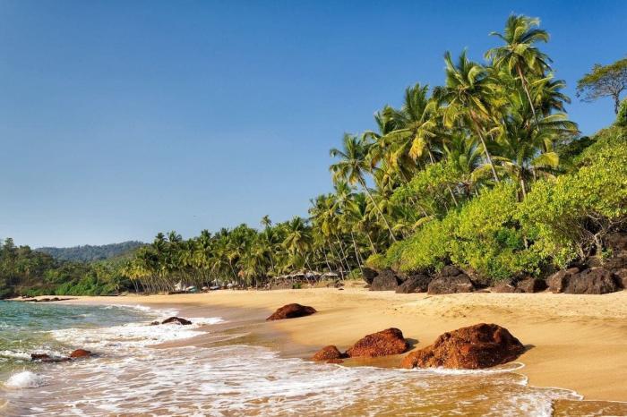 Гоа, Пляжный отдых