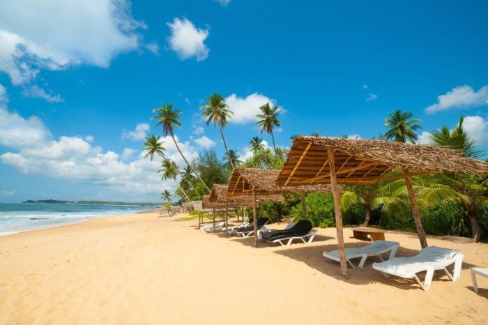 Шри-Ланка, Пляжный отдых