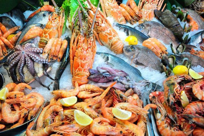Тайланд, В местных ресторанах большое разнообразие морепродуктов