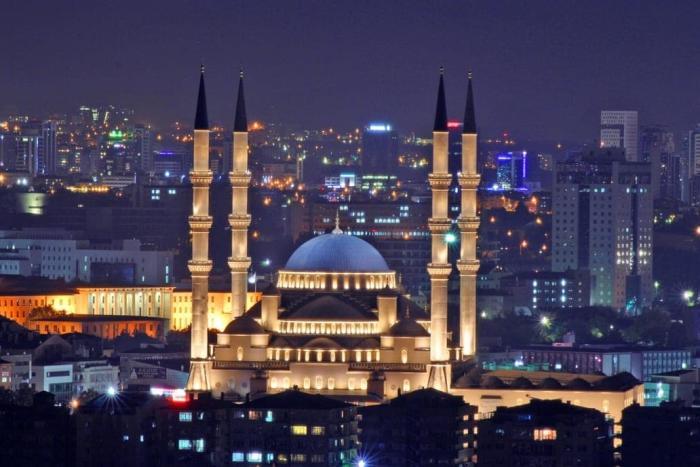 Турция, город Анкара