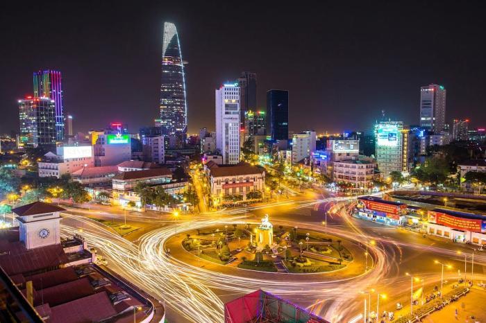 Вьетнам, город Хошимин