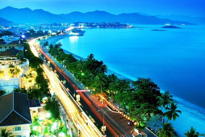 Вьетнам, курорт Нячанга
