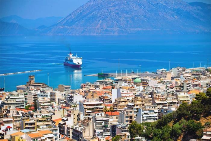 Греция в январе- где лучше отдыхать