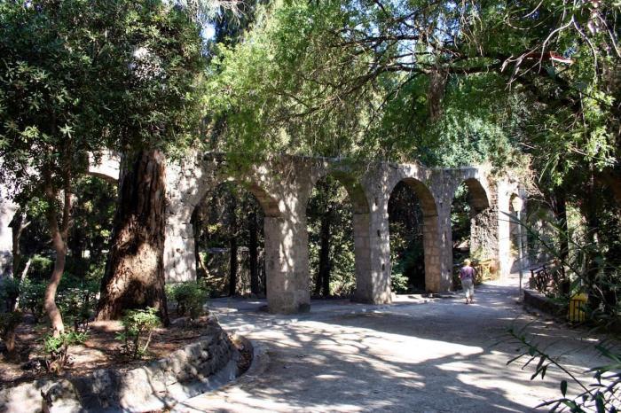 Родос, парк Родини