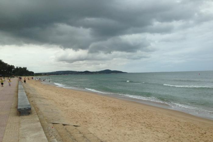 Погода в Фантьете в марте, Пляж в Фантьете