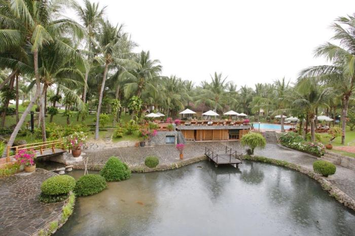 Отельный комплекс Сайгон