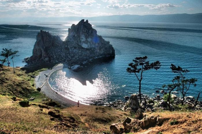 Байкал, Гора Шаманка