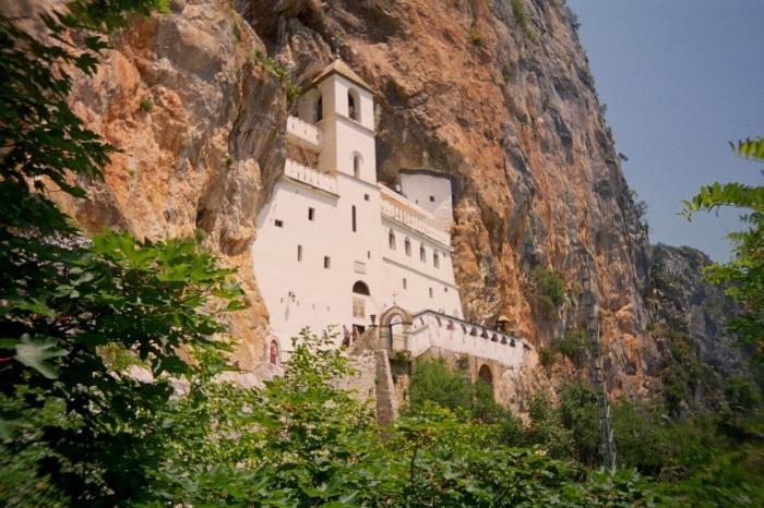 Черногория, Манастырь Острог