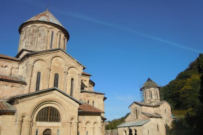 Грузия, Церковь святого Георгия