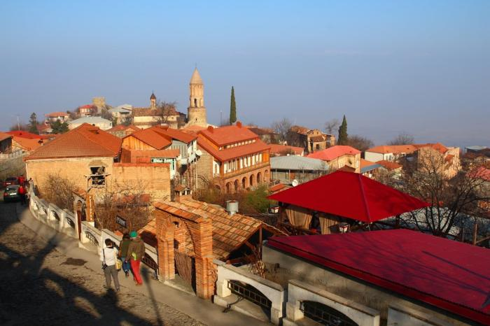 Грузия, Кахетия