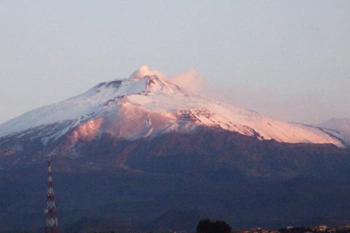 Италия, Вулкан Этна в Сицилии