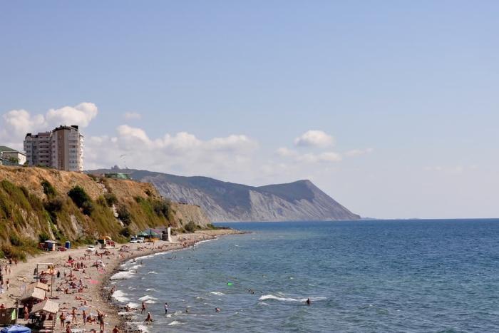 Краснодарский край, Пляж в Анапе
