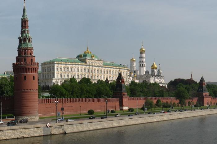 Москва и Подмосковье, Кремль