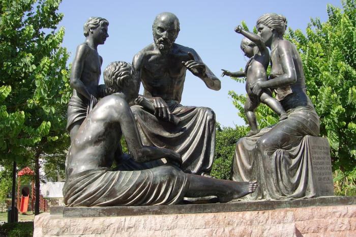 Кос, музей Гиппократа