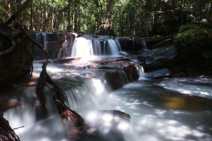 Вьетнам Фукуок Phú Quốc National Park