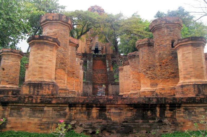 Вьетнам Храм По Нагар