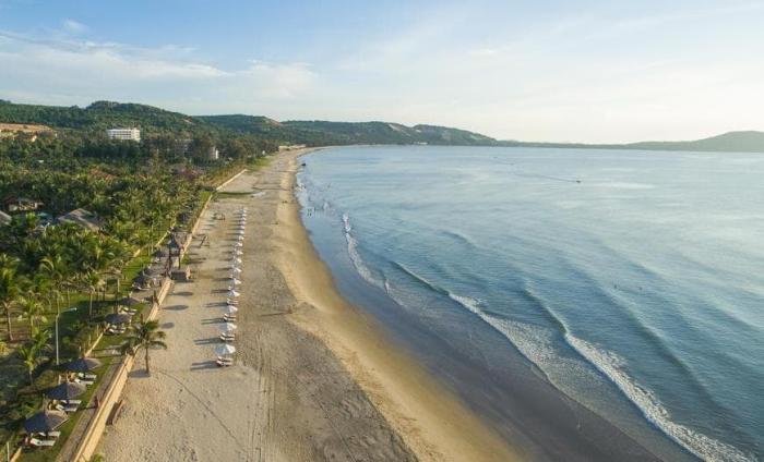 Муйне, Пляж Муйне
